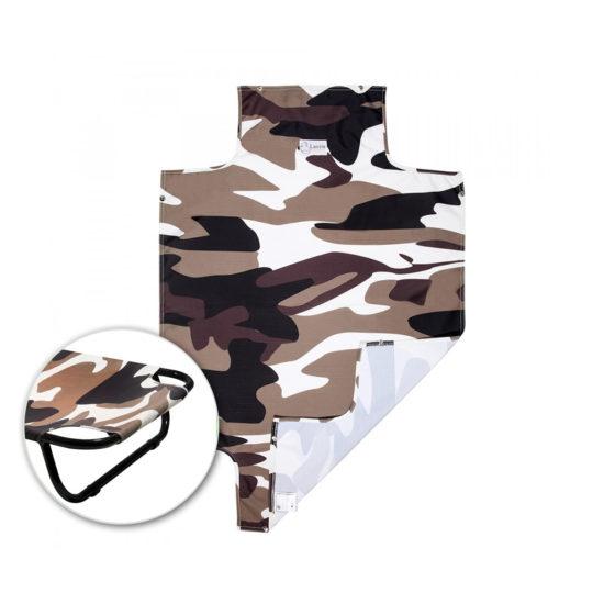 Capa para Cama Suspensa – Camuflada – Brandina