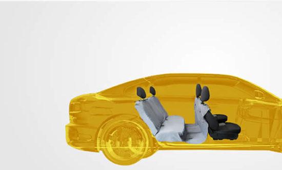 Capas de Carros para Cães Lassie