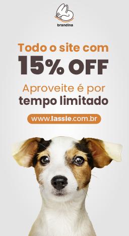 promoção site - 15% OFF